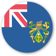 Emoji One Wall Icon Pitcairn Flag