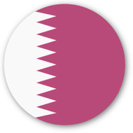 Emoji One Wall Icon Qatar Flag