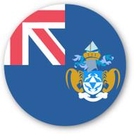 Emoji One Wall Icon Tristan Da Cunha Flag