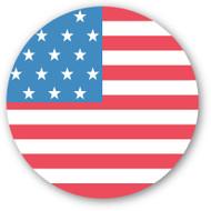 Emoji One Wall Icon United States Minor Outlying Islands Flag