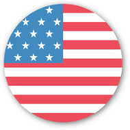 Emoji One Wall Icon United States Flag