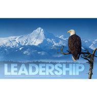 Leadership Eagle on Branch