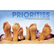 Priorities Beach