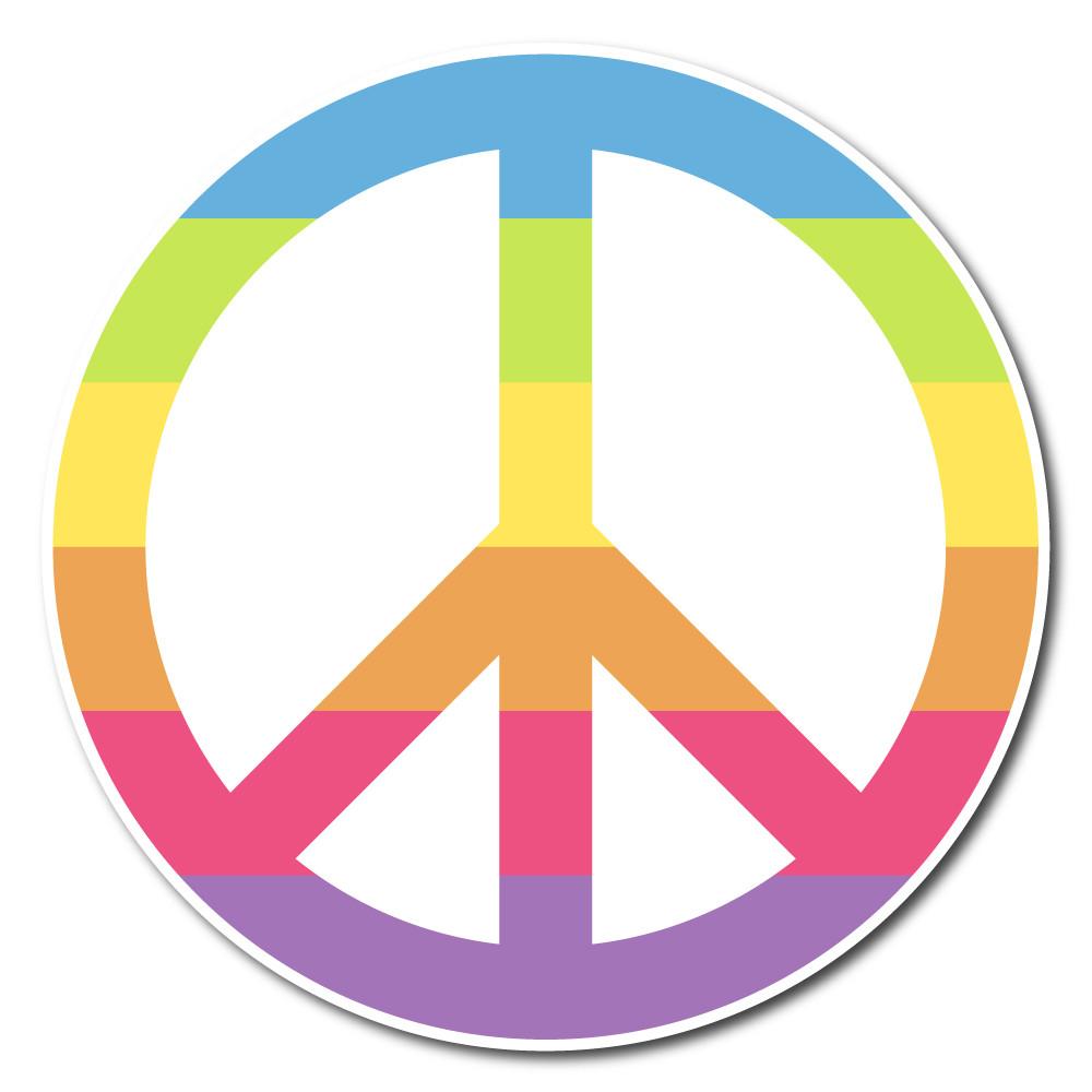 Emoji One Symbols Wall Icon: Peace Symbol