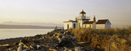 Standard Photo Board: West Point Lighthouse Seattle - AMER