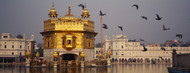 Standard Photo Board: Waterfront View of Golden Temple - AMER