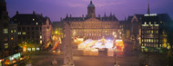 Standard Photo Board: Dam Square Amsterdam - AMER
