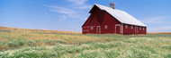 Standard Photo Board: Barn in a Field Genesee - AMER - INDY