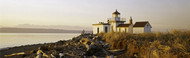 Extra Large Photo Board: West Point Lighthouse Seattle - AMER - INDY