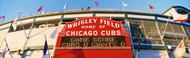Extra Large Photo Board: Wrigley Field Sign - AMER - INDY