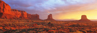 Standard Photo Board: Sunrise Monument Valley Arizona - AMER - INDY