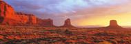 Standard Photo Board: Sunrise Monument Valley Arizona - AMER - INDY