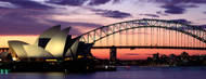 Standard Photo Board: Sydney Harbour Bridge At Sunset - AMER