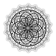 Eden Art Therapy Coloring Graphic: Gateway