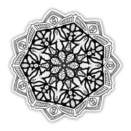 Eden Art Therapy Coloring Graphic: Elevation