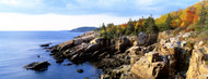 Standard Photo Board: Rock Formation Seaside Acadia National Park