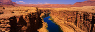 Extra Large Photo Board: Lees Ferry Colorado River Arizona - AMER