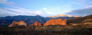 Standard Photo Board: Garden Of The Gods, Colorado Springs - AMER