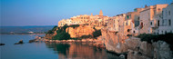 Extra Large Photo Board: Vieste Gargano Apulia - AMER