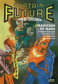 Captain Future Fires at the Magician of Mars