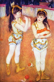 The Circus Fernando by Renoir