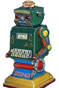 Answer Game Robot