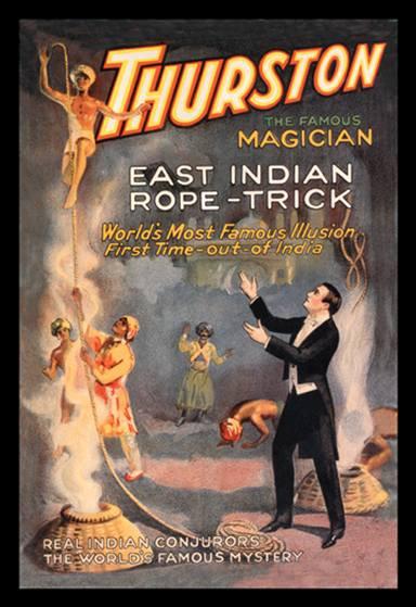 Art Houdini Buried Alive Poster 24in x 36in