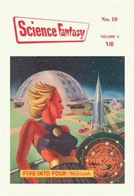 Science-Fantasy: World of the Future