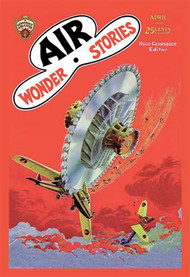 Air Wonder Stories