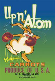 Up n'Atom Carrots