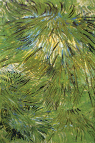 Grass by Vincent Van Gogh