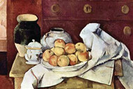 Still Life by Cezanne