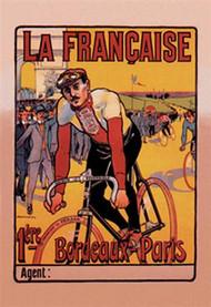 Francaise Bordeaux Paris Bicycle Race