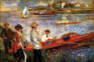 Oarsman of Chatou by Auguste Renoir