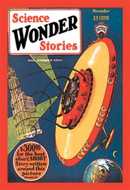 Science Wonder Stories: invasion of the Landmark Snatchers