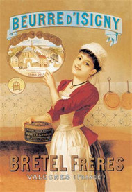 Beurre d'Isigny Bretel Freres