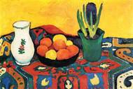 Still Life with Hyacinthe by Macke