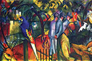 Zoological Gardens by Macke