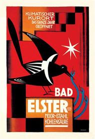 Klimatischer Kurort - Bad Elster