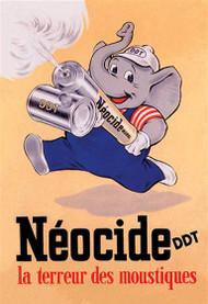 Neocide DDT La Terreur des Moustiques