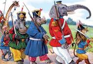 Animals March in Uniform