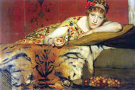 Craving for Cherries by Alma-Tadema