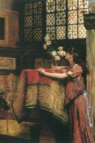in My Studio by Alma-Tadema