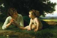 Temptation by Bouguereau