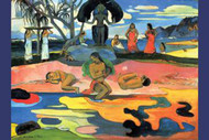 Mohana no Atua by Gauguin
