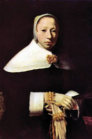 Women's Portrait by Vermeer