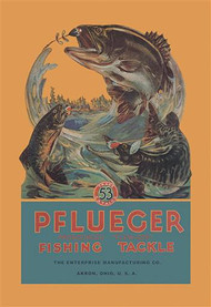 Pflueger Fishing Tackle