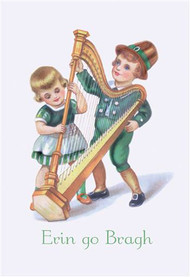 St. Patrick's Day Children
