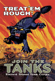 Treat 'em Rough: Join the Tanks