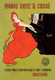 Pianos Ortiz and Cusso - Barcelona
